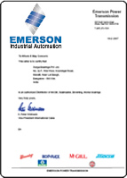 EMERSON - Click to view it's Enlarge PDF file