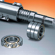 Ball Screws ans Support Bearings